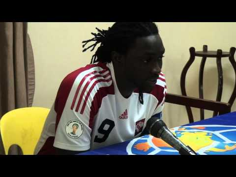 Kenwyne Jones post match comments after 2-0 win over Barbados