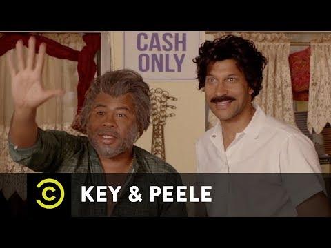 Macedonian Café - Key & Peele