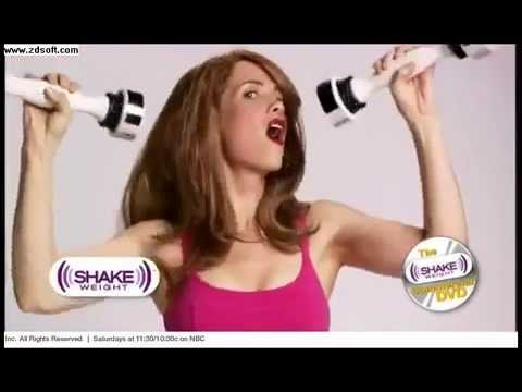 Snl shake weight kristen wiig