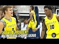 College Mac McClung Is CRAZY Mac James Akinjo GIVING THESE PROBLEMS At Nike Pro City mp3