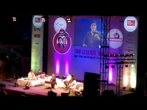 Kal Chaudhvi Ki Raat Thi - Jagjit Singh Live in Concert 3rd...