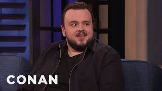 John Bradley: The Spice Girls Are The Inspiration For My Entire Career - CONAN on TBS
