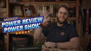 Brockeim, Amazon Power Reviewer, reviews Ziploc® brand NFL Licensed Green Bay Packers bags