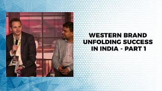 Western brand unfolding success in India