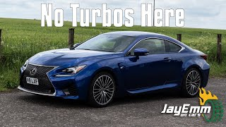 Is The Lexus RC F Really A Japanese M3?