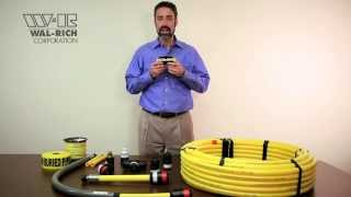 Wal-Rich Underground Gas Training Part 3: Con-Stab Fittings