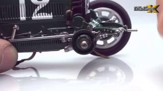 DCX CMC 1:18 Bugatti Type 35 Monaco