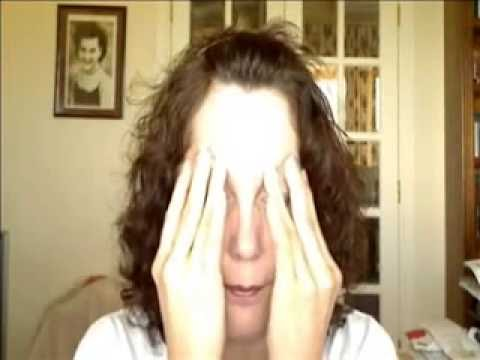 Easy Face Exercises Natural Face Lift - Video 3 Eyebrow & Eyelid Lifts