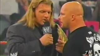Stone Cold Triple H Ric Flair segment