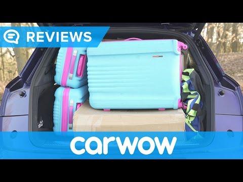 Audi Q5 SUV 2017 practicality review   Mat Watson Reviews