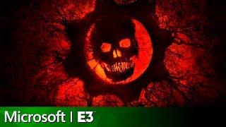 Gears of War Full Presentation   Microsoft Xbox E3 2018
