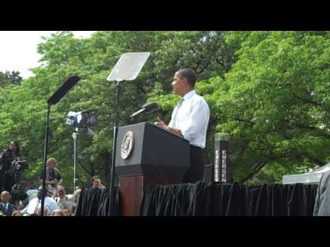 President Obama on Cisco Networking Academy
