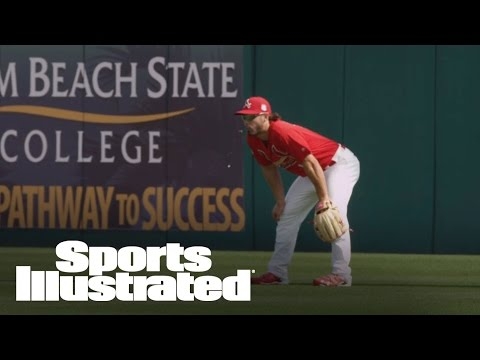 St. Louis Cardinals outfielder Randal Grichuk | Rising Stars | Sports Illustrated