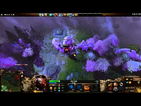 Dota 2 - Reborn - Custom Games - Horde Mode