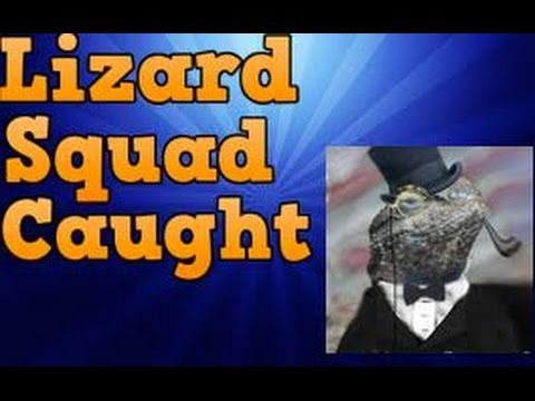 Lizard Squad Hacks