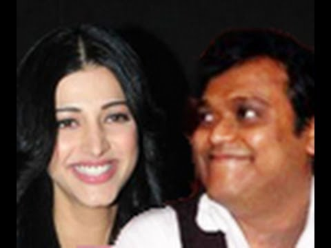 Shruti is a nice Music Director: Harris Jayaraj