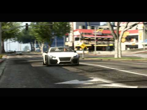 GTA V - OFFICIAL TRAILER #2 - (HD)