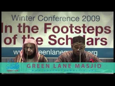 Sheikh ABdul Aziz As-Sadhan - Tafseer Of Surah Falaq - Sheikh ABdul Aziz As-Sadhan