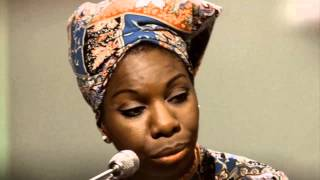 Watch Nina Simone Plain Gold Ring video