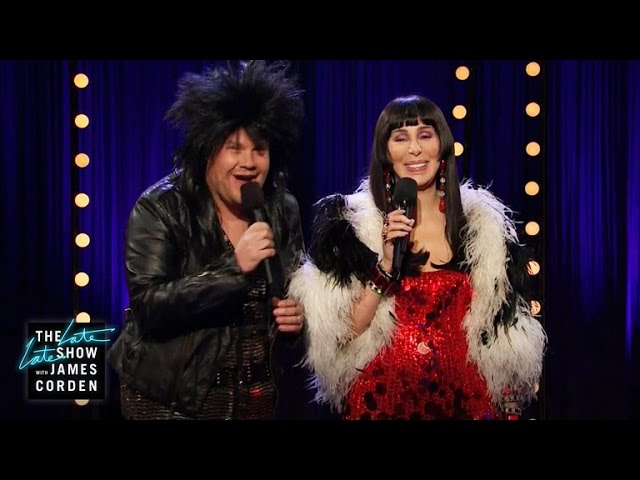 Cher and James Corden – I Got You Bae