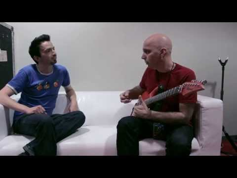 Interview With Joe Satriani video