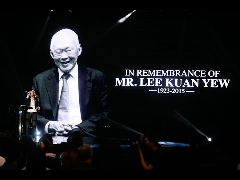 City Harvest Church: Tribute To The Late Mr. Lee Kuan Yew, Singapore's Founding Father video