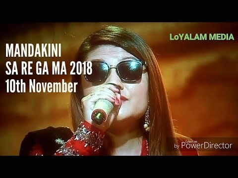 Mandakini saregama 2018/ 10th November