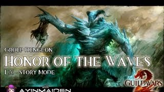 Group Dungeon – Honor of the Waves (Story)