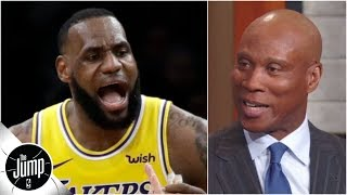 Even Lakers optimist Byron Scott has lost faith in this year's team | The Jump