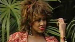Kay Rush - Interview with Tina Turner
