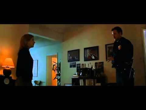 Magnolia- escena de Claudia y Jim Kurring