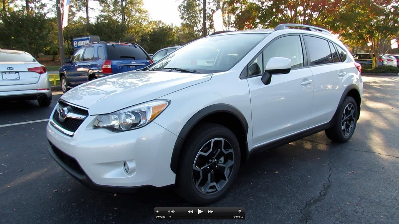 2013 subaru xv crosstrek limited start up exhaust and in. Black Bedroom Furniture Sets. Home Design Ideas