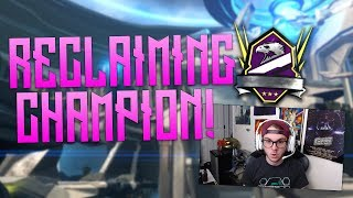 Halo 5 - Reclaiming Champion! Solo Queue Team Arena