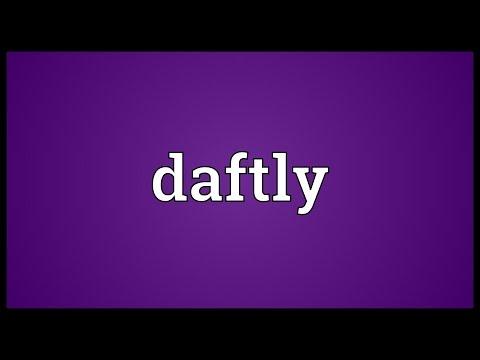 Header of daftly