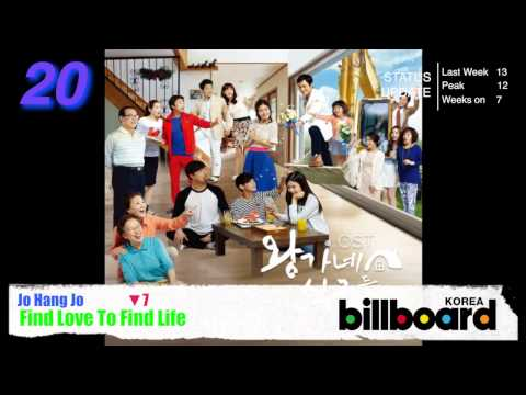 [Dec 4th 2013] Billboard Korea K-POP Hot100 Top50