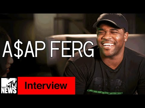 A$AP Ferg on His adidas Collection Inspired by Yams, New Album & Working With Future | MTV News