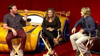 Cars 3 Press Conference - Owen Wilson, Armie Hammer, Cristela Alonzo, Kerry Washington