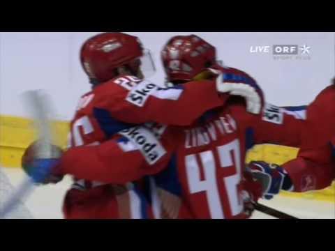 BEST GOALS █ RUSSIA @ IIHF WC 2008 █ FINAL - CANADA - ЧМ Лучшие голы Россия
