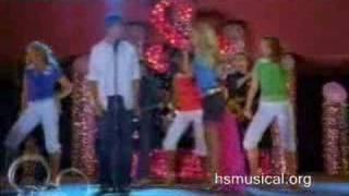 Vídeo 10 de High School Musical 2