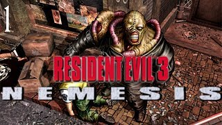 CIUDAD DESTRUIDA - Resident Evil 3: NEMESIS - EP 1