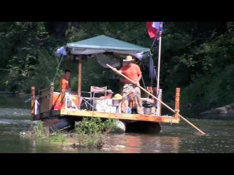 сплав на лодках по припяти