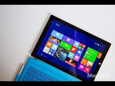 Microsoft Surface Pro 3 Review | Mashable