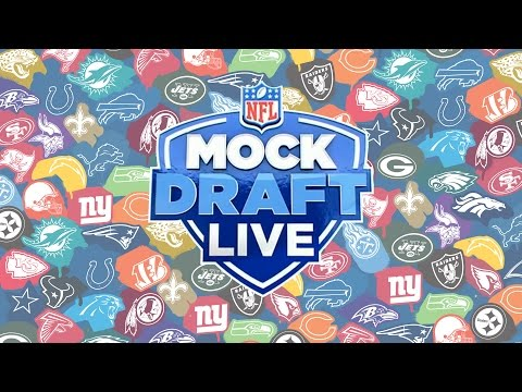 2017 Nfl Mock Draft Live Full Show All 32 Picks