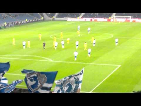 Golo de Hector Herrera - F.C.Porto vs Pa�os de Ferreira