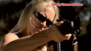 Girls with a Gun are always Fun! (Girl Gun Fails & Wins) - DDOF