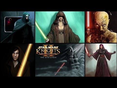 Прохождение Star Wars Knights of the Old Republic 2 The Sith Lords Серия 1