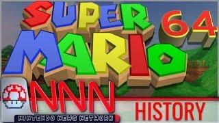 The History of Super Mario 64