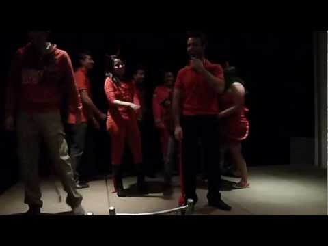 Pastorela Performance 2012 - Parte1