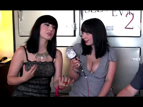 Comic Con 2014 - The Soska Sisters Interview (2014) See No Evil 2 HD