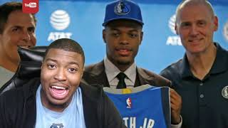 Dennis Smith Jr REFUSES To Return To Dallas Mavericks (REPORTEDLY UPSET AT LUKA DONCIC LOVE)